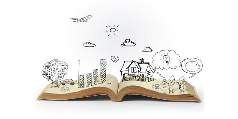گام به گام آموزش آنلاین داستان نویسی خلاق