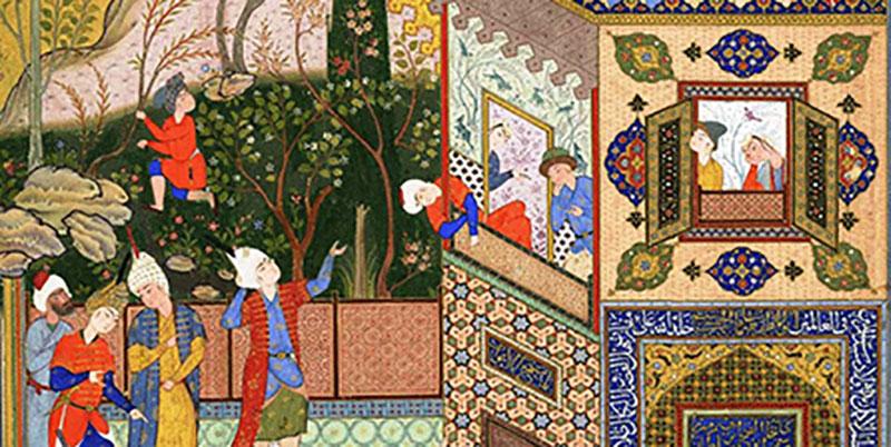 تاریخ نگارگری و نقاشی ایرانی