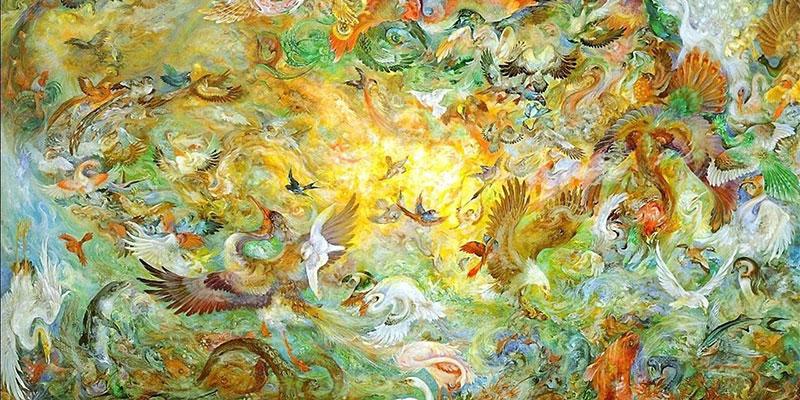 هنر نگارگری در ایران معاصر