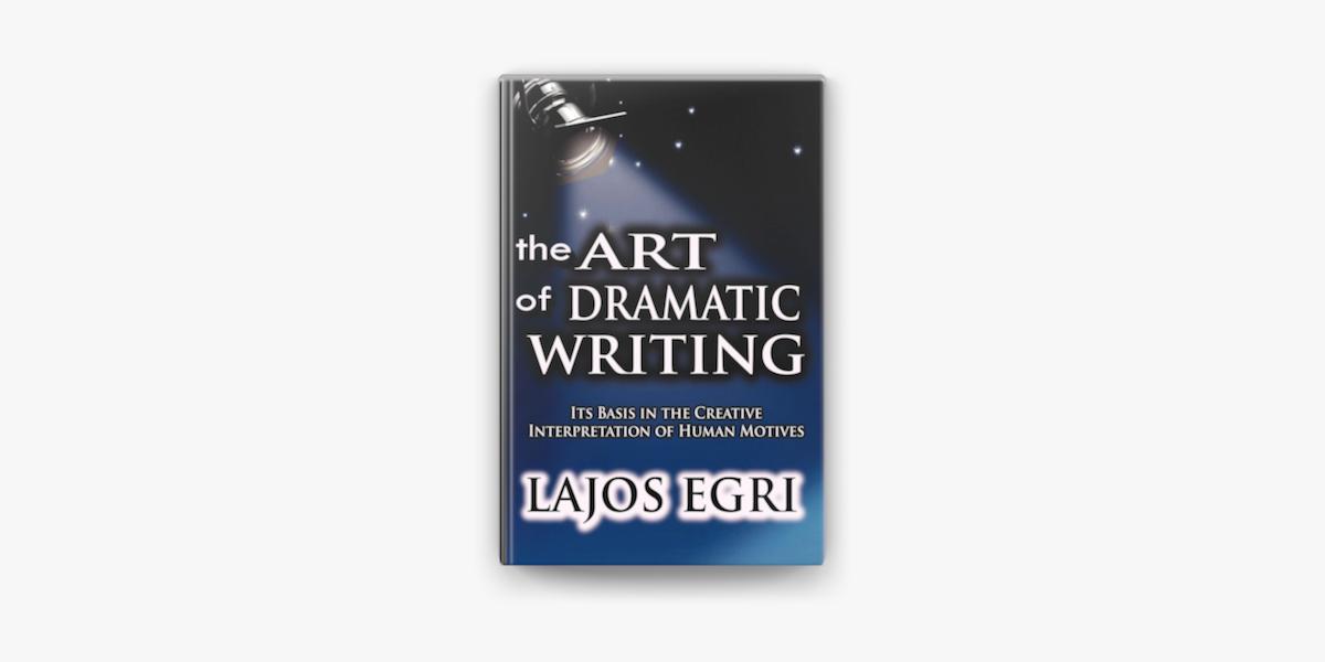 هنر دراماتیک نوشتن