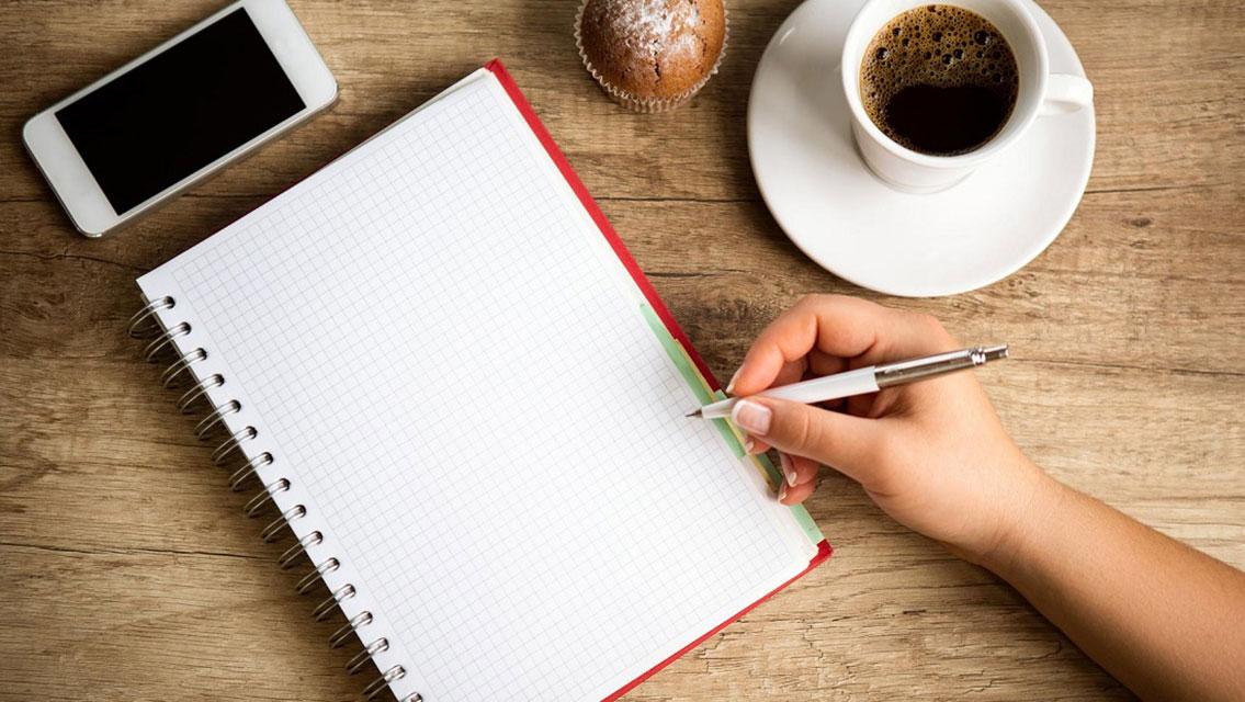 10 تکنیک نویسندگی