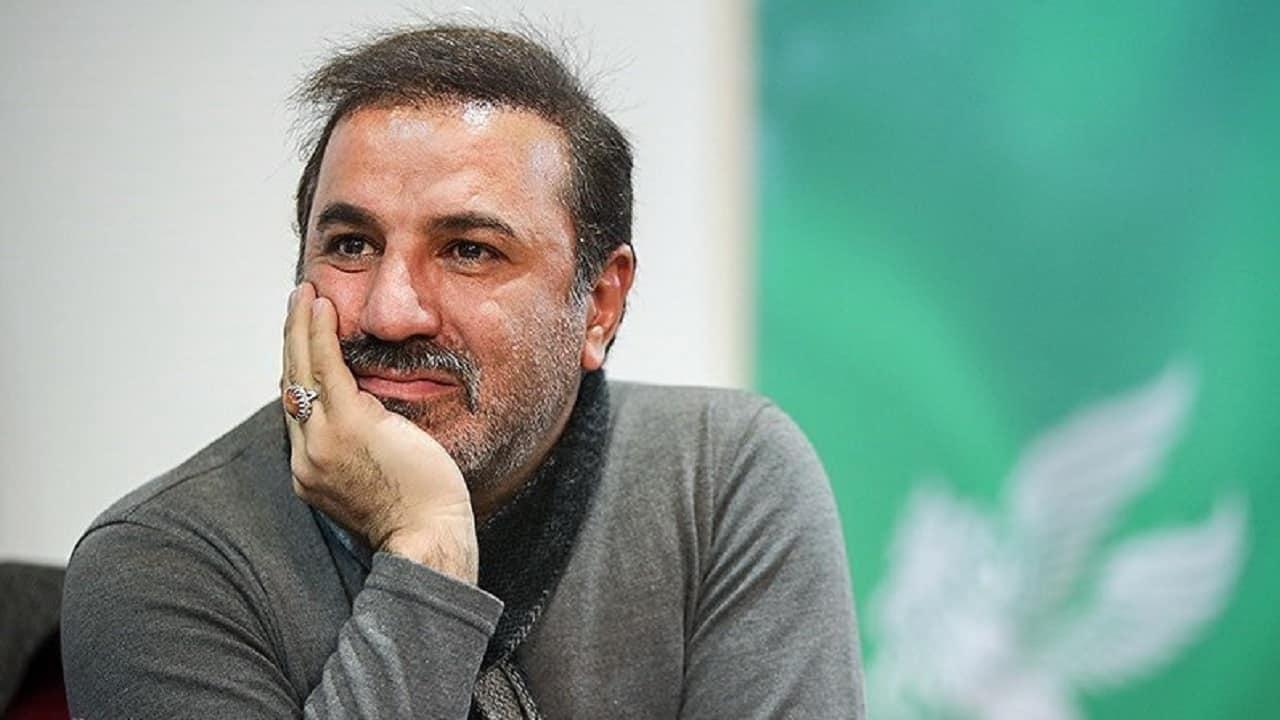 علی سلیمانی مدرس کلاس بازیگری