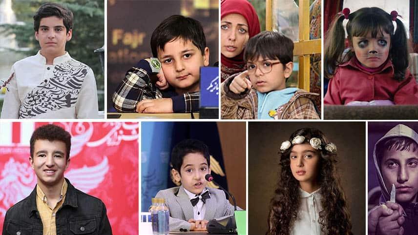 کلاس بازیگری کودک