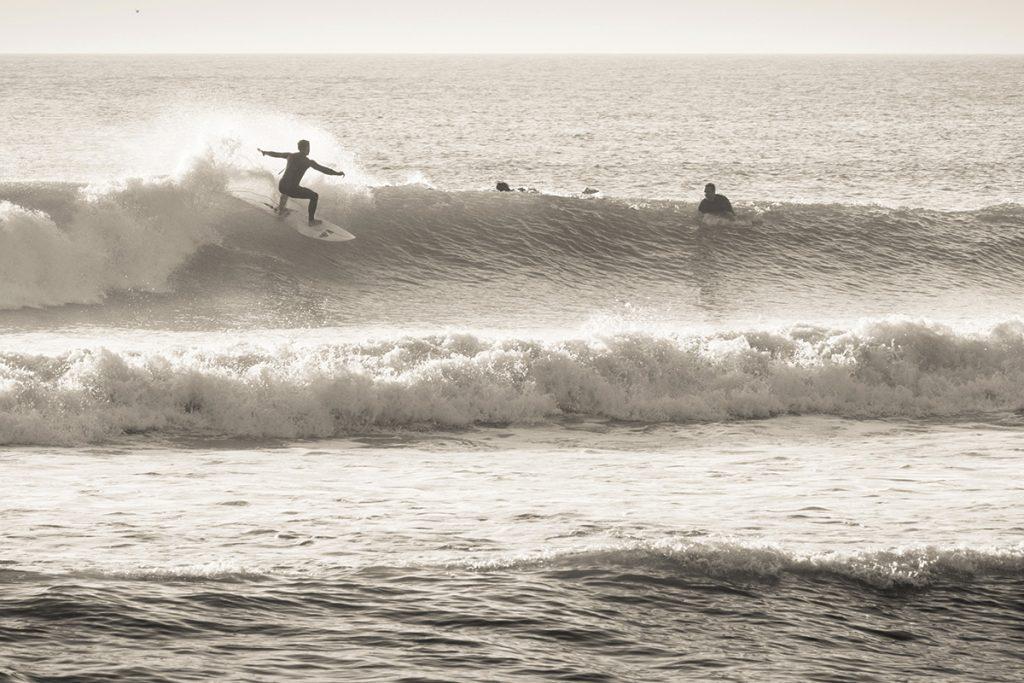 عکاسی از موج¬سواری (سوژه متحرک) با اتوفوکوس
