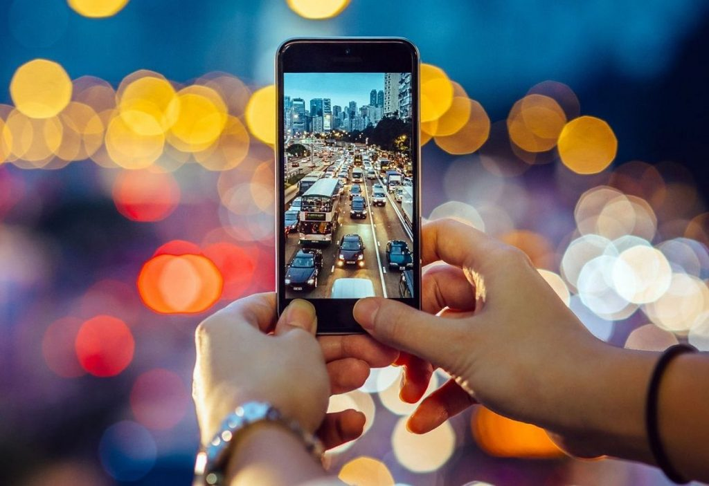 ثبت بهترین لحظههای شما تنها با یک گوشی موبایل!