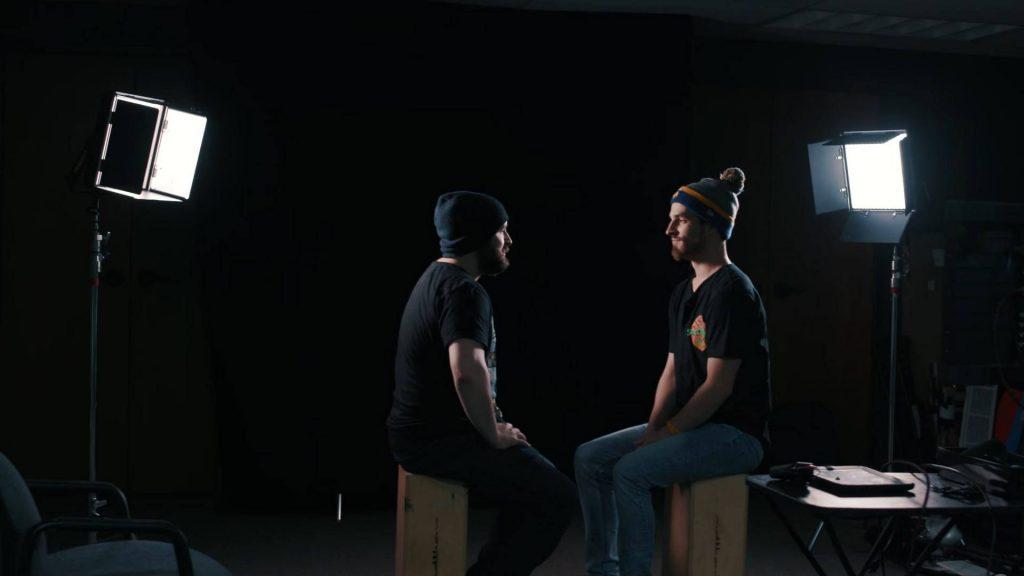 تکنیک نور پرکننده در آموزش نورپردازی در عکاسی