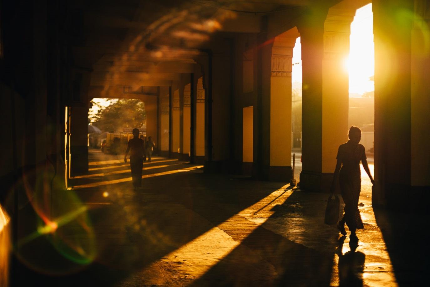 وظیفه اصلی نورسنج در دوربین عکاسی، بررسی نور ورودی به لنز و روشنایی صحنه است