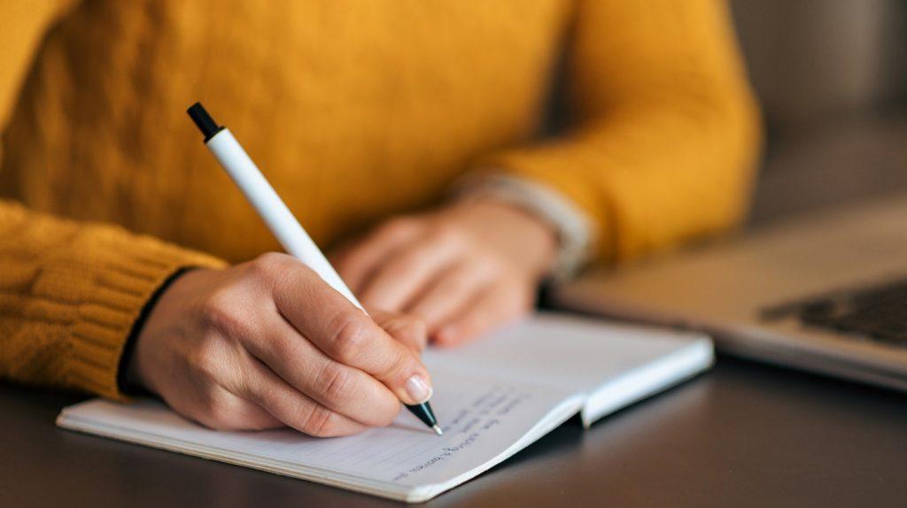 مهارت نویسندگی خود را تقویت کنید